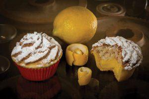 Bocconotto alle Mandorle e Limone